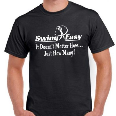 Swing Easy golf t-shirts